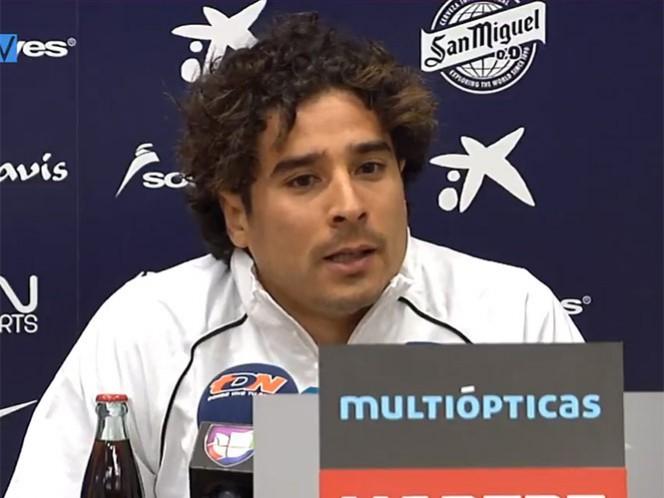 Ochoa se dice listo para ayudar al Málaga