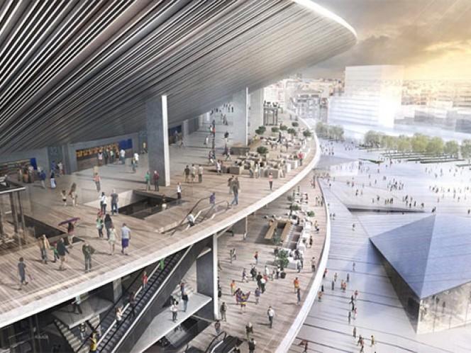 El nuevo Camp Nou albergará a 105 mil aficionados (Foto tomada de www.fcbarcelona.es)