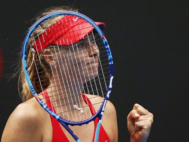 No todos le dan la espalda a Sharapova (Reuters)