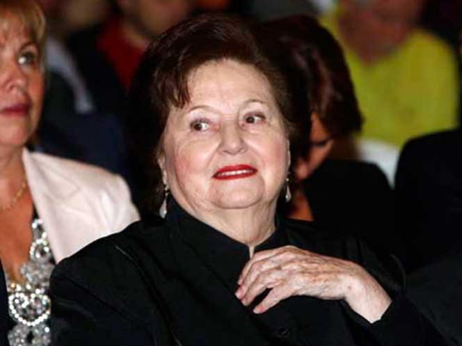 La viuda de Pinochet tuvo una de sus últimas apariciones públicas en noviembre del año pasado.