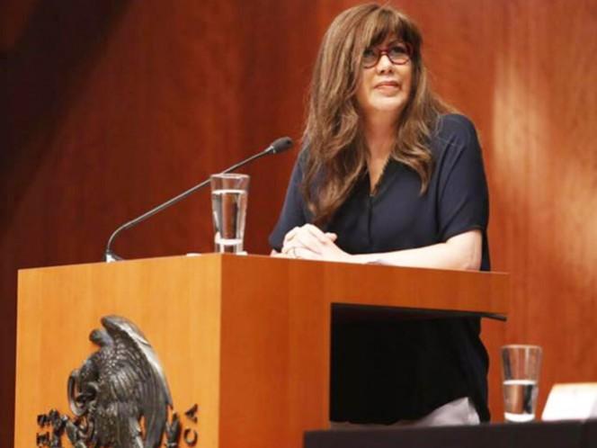 Mónica Arriola Gordillo era senadora por el Partido Nueva Alianza