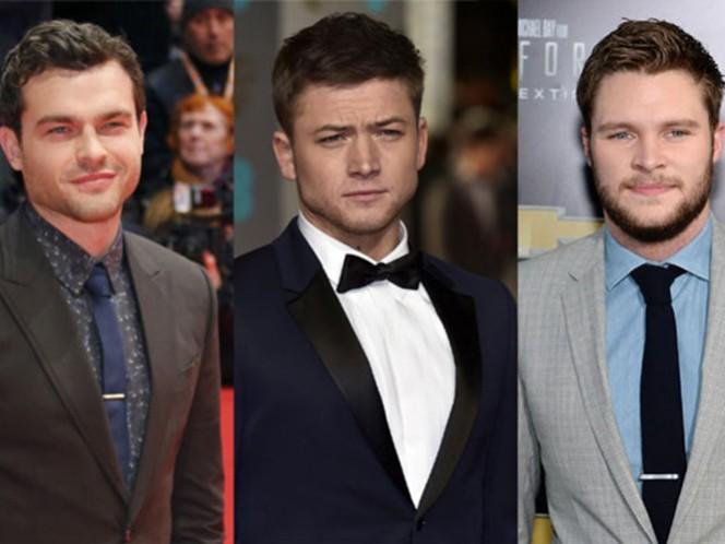 El rol hecho famoso por el veterano actor Harrison Ford, ahora se reduce a tres aspirantes Alden Ehrenreich, Jack Reynor y Taron Egerton. (Reuters)