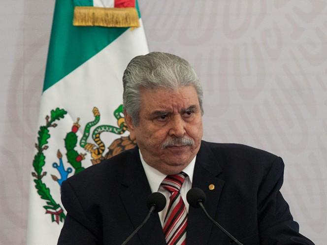 Carlos Aceves, líder de la CTM