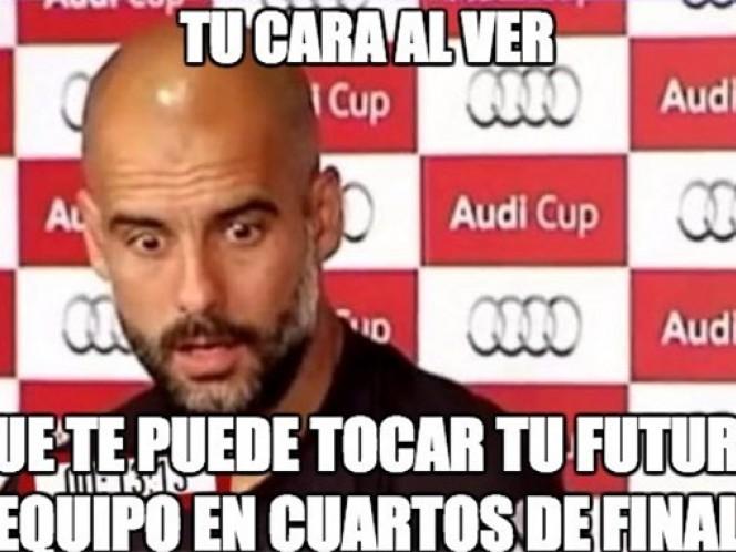 Los memes del partidazo del Bayern-Juventus (Foto tomada de www.memedeportes.com)