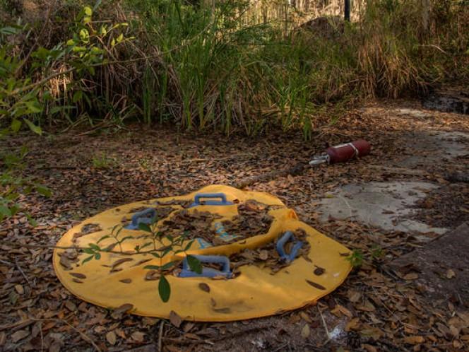 El parque 'River Country' fue abandonado y como resultado estas espectaculares fotografías