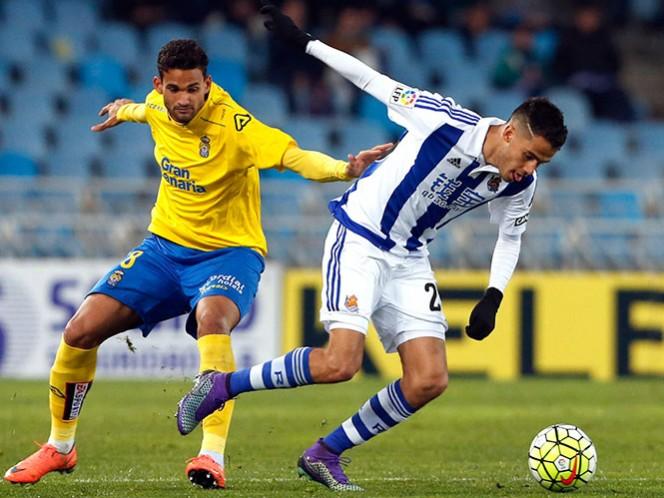 Diego Reyes es titular y juega los 90 minutos (EFE)