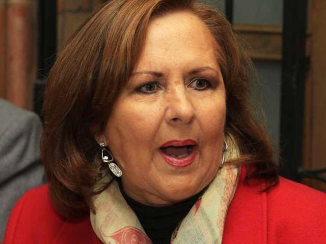 Ana Teresa Aranda Orozco busca ser candidata independiente el gobierno de Puebla. Foto: e-consulta