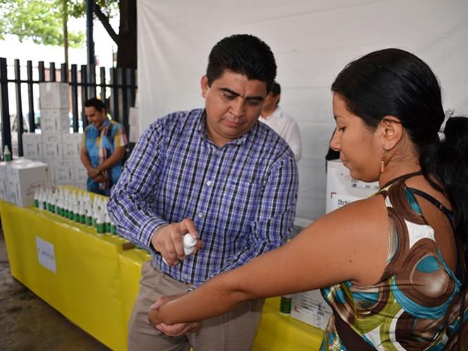 Suman 160 casos de zika confirmados por la SSa (Foto: Cuartoscuro)