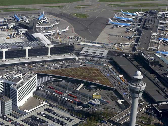 Holanda incrementa seguridad tras atentados en Bruselas