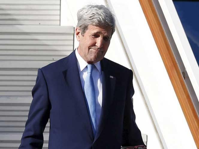 John Kerry irá el viernes a Bélgica a mostrar apoyo de EU