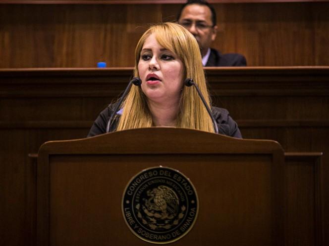 Lucero Guadalupe Sánchez López, diputada local panista de Sinaloa presuntamente vinculada con Joaquín Guzmán Loera