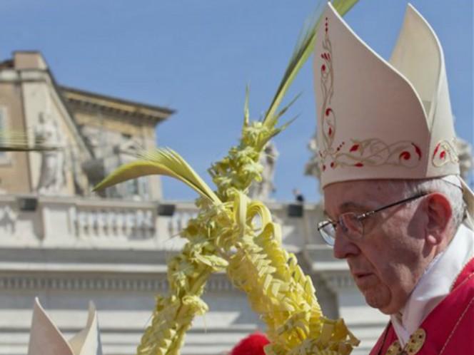 El papa Francisco inicia las celebraciones de Semana Santa con misa y lavatorio en Jueves Santo