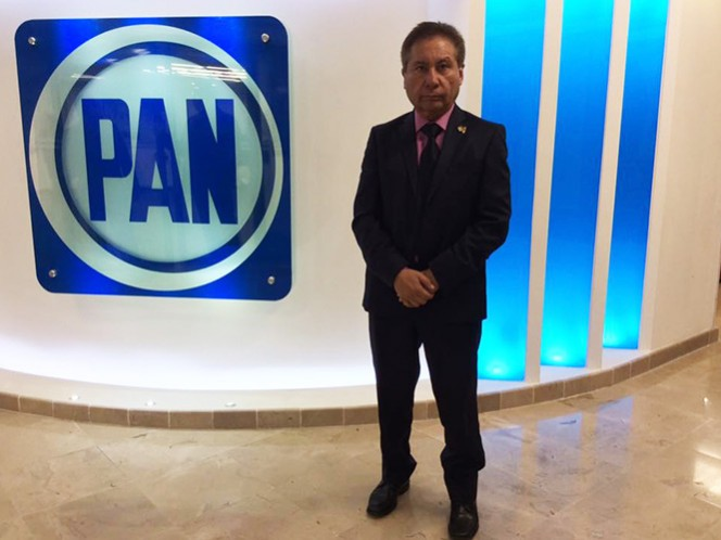Sergio Gómez Olivier, diputado federal del PAN