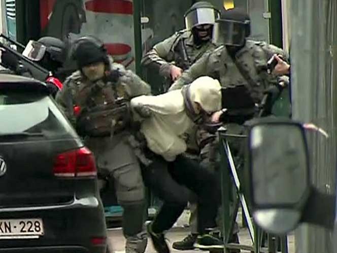 Terrorista de atentados en París planeaba ataques en Bruselas