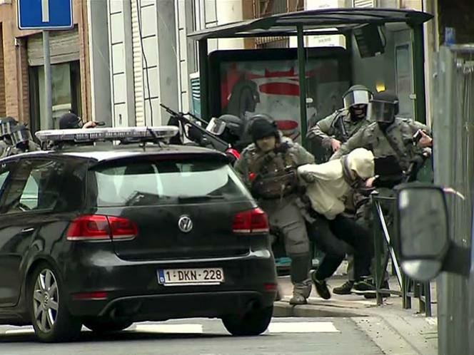 Terrorista de París se niega a hablar de ataques en Bruselas
