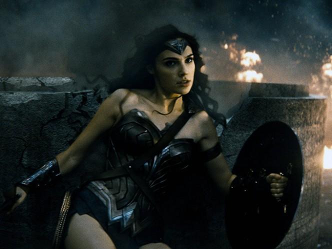 """La actriz se mostró encantada de su trabajo con el director Zack Snyder, al que definió como """"brillante"""". Foto: AP"""