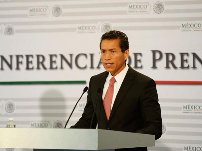 Tener dinero en otro país no es delito, lo malo es evadir impuestos: Aristóteles Núñez. Foto: Cuartoscuro