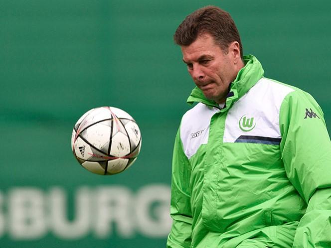 """""""Si el Madrid nos da la mínima oportunidad mañana, vamos a tratar de aprovecharla"""", dice el técnico del Wolfsburgo (Reuters)"""