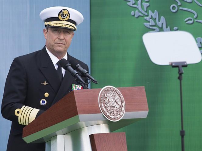 Vidal Francisco Soberón Sanz, secretario de Marina