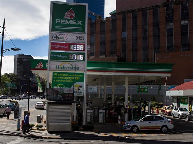 Todas las gasolineras ubicadas en la megalópolis deben contar con equipos de recuperación de vapores.