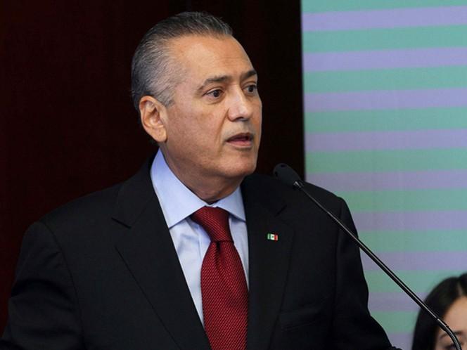 Manlio Fabio Beltrones Rivera, dirigente nacional del PRI