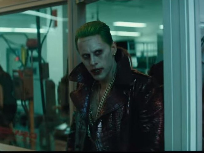 Jared Leto como The Joker, una de sus interpretaciones más esperadas