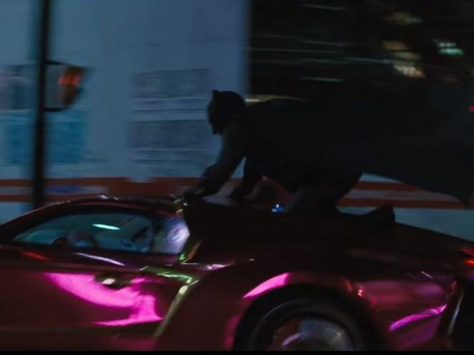 El Batman de Ben Affleck hace su aparición
