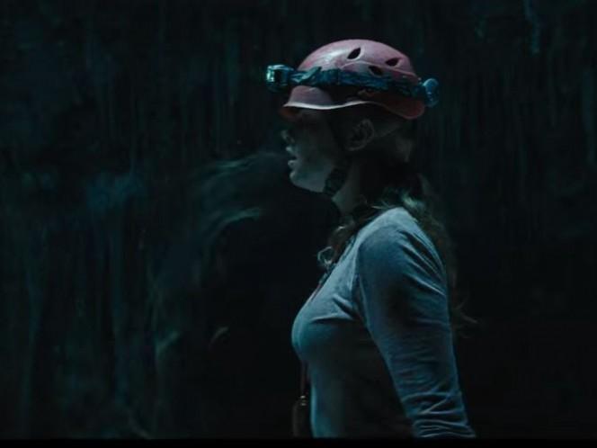 El momento en que June Moone, interpretada por Delevigne, es poseída por un espíritu malvado que la convierte en Enchantress