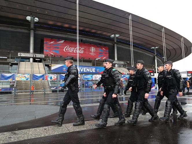 El Stade de France era uno de los objetivos en los ataques de noviembre pasado. (Reuters)