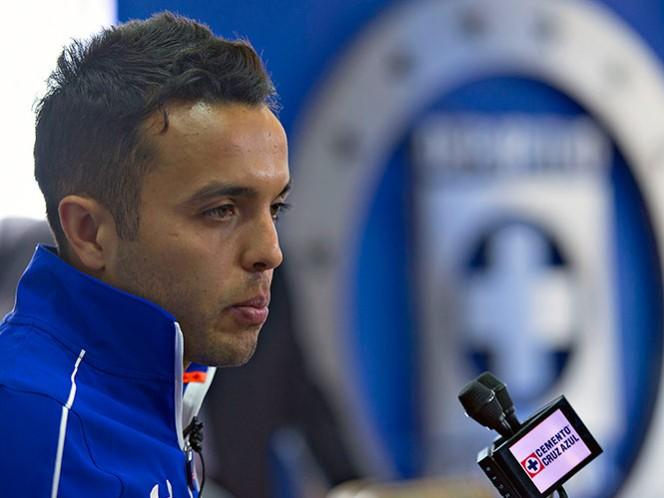 Omar Mendoza afirma que La Máquina buscará corregir el panorama (Mexsport)