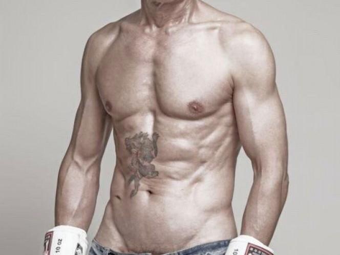 Xian Liang de 61 años, lleva 10 años sometido a una estricta dieta y ejercicio