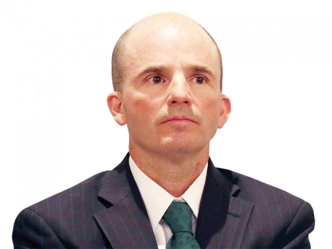 José Antonio González Anaya, director general de Pemex.