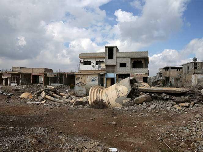 Estado Islámico derriba avión del régimen sirio