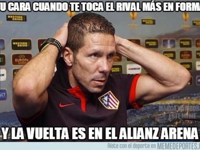 Los memes del sorteo de la Champions (Foto tomada de www.memedeportes.com)