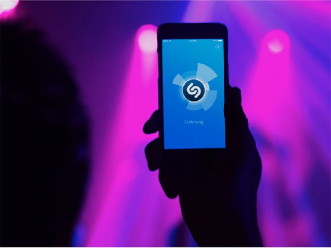 Shazam te ayuda a conseguir la letra, ver el video y comprar la canción en Windows Store del artista o grupo musical que prefieras. Foto: Shazam
