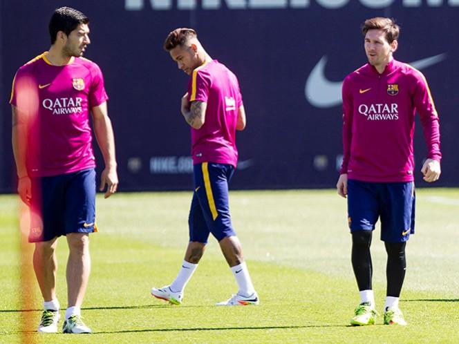 Después de la fecha FIFA, los atacantes del Barcelona han disminuido visiblemente su nivel. (EFE)