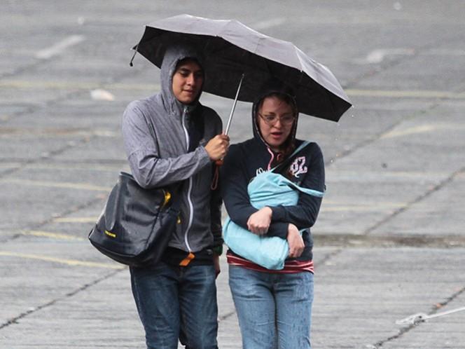 Este martes habrá lluvias en la mayor parte del país