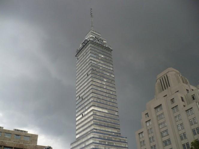 Será un martes nublado en la Ciudad de México