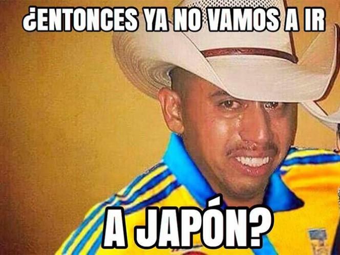 Los memes del tropiezo de Tigres ante América (Foto tomada de Twitter)