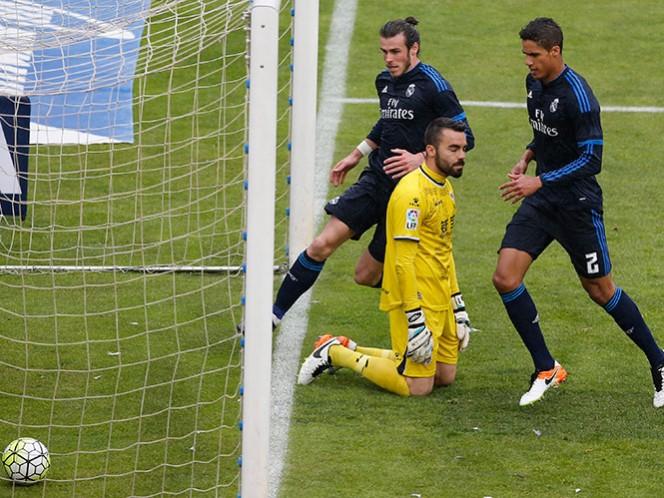 Feroz remontada del Real Madrid ante el Rayo Vallecano; Gareth Bale marca doblete (Fotos: AP)