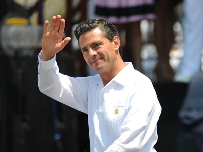 Será el Presidente Peña Nieto quien realice la ceremonia de inauguración y ponga en marcha el programa 'Viajemos TODOS por México'. Foto: Archivo