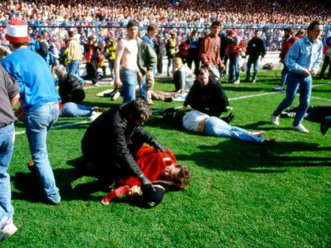 Tragedia de Hillsborough fue un 'homicidio involuntario', según pesquisas (Fotos: AP)