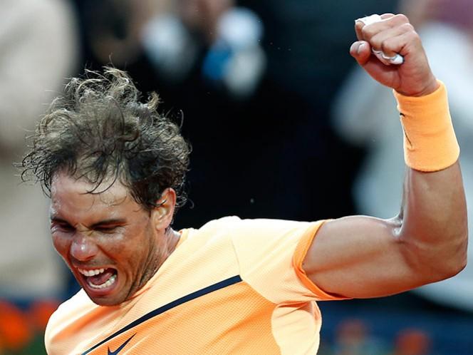 El tenista Rafael Nadal será abanderado de España en Río 2016, gracias a su nivel personal y logros (AP)