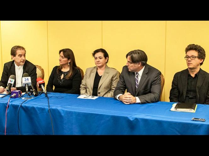 Los expertos independientes han permanecido en México más de un año