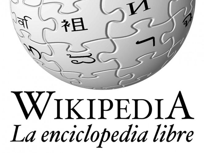Ahora, cada que entres a la enciclopedia libre, te aparecerá este mensaje. Foto: Cortesía