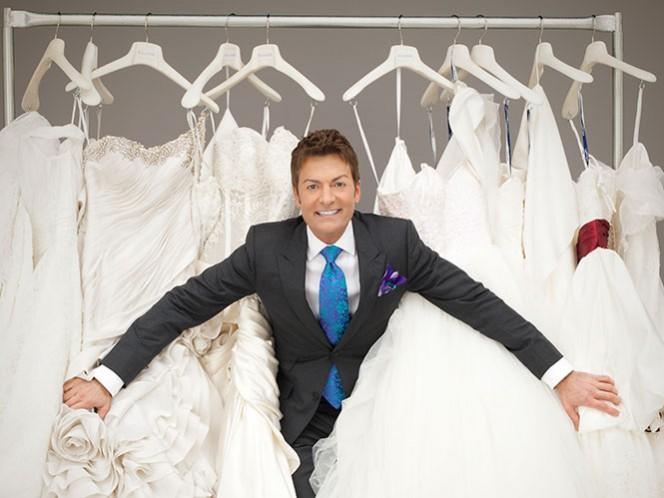 El experto en moda Randy Fenoli ayuda a las novias