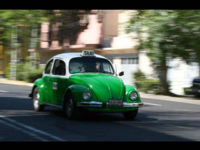 Los taxis verdes, llamados ecológicos aparecieron después de los canarios. Se terminaron los apodos de fauna. Foto: Flickr