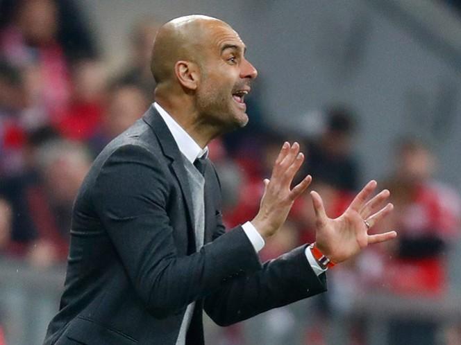 El técnico Pep Guardiola estalla contra médicos y fisioterapeutas del Bayern Múnich (Reuters)