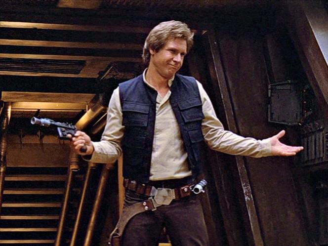Harrison Ford le dio vida durante los siete episodios de Star Wars.