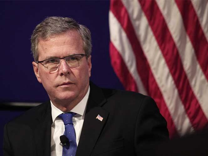 Jeb Bush no votará ni por Trump ni por Hillary